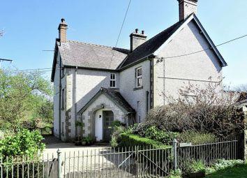 Thumbnail 4 bed detached house for sale in Dolydd, Caernarfon, Gwynedd