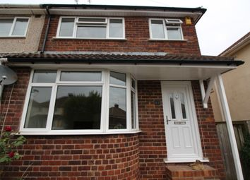 Thumbnail 3 bedroom terraced house to rent in Novers Park Road, Knowle, Bristol