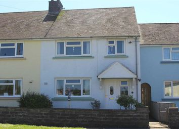 Thumbnail 3 bed terraced house for sale in Kesteven Court, Carew, Tenby