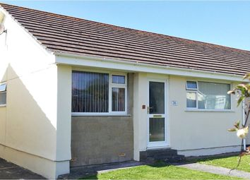 Thumbnail 2 bed semi-detached bungalow for sale in Pentire Green, Newquay