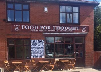 Thumbnail Restaurant/cafe for sale in 128 Lowton Road, Warrington