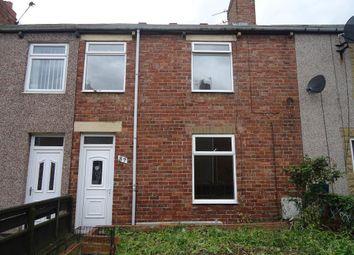 Thumbnail 3 bedroom terraced house to rent in Poplar Street, Ashington, Northumberland NE63 0At