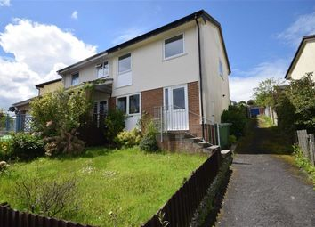Thumbnail 3 bed semi-detached house to rent in Castle Hill Gardens, Great Torrington, Devon