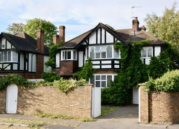 Thumbnail 5 bed detached house for sale in Hurst Road, East Molesey