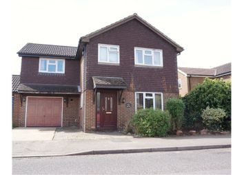 Thumbnail 4 bed detached house for sale in Northway, Wokingham