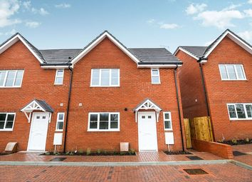 Thumbnail 3 bed semi-detached house to rent in Gatehouse Mews Lidsey Road, Woodgate, Chichester