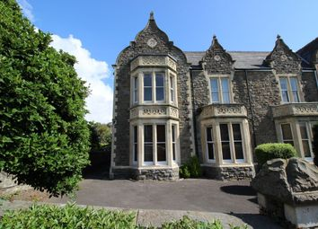 Thumbnail 1 bed flat for sale in St. Johns Road, Clevedon