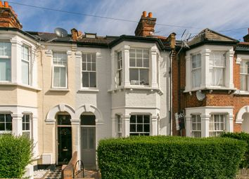 Thumbnail 4 bedroom terraced house for sale in Cambray Road, London