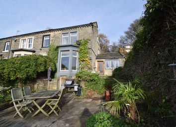 Thumbnail 5 bed cottage for sale in Clay Well, Golcar, Huddersfield