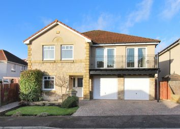 Thumbnail 5 bed detached house for sale in Fernlea Drive, Windygates, Leven