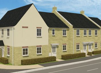 Thumbnail 3 bed end terrace house for sale in Wittel Close, Whittlesey, Peterborough