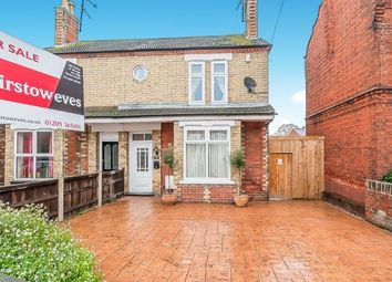 Thumbnail 4 bed semi-detached house for sale in Sleaford Road, Boston, Lincolnshire, England