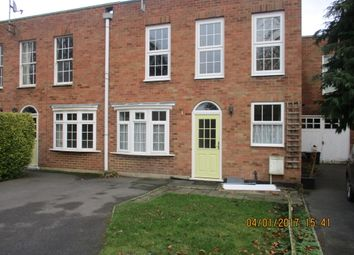 Thumbnail 3 bed terraced house to rent in Church Street, Staines