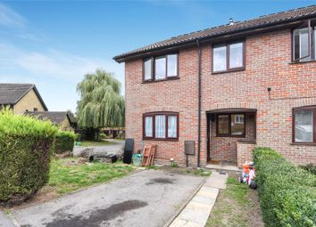 Thumbnail 2 bed end terrace house for sale in Knollmead, Calcot, Reading, Berkshire