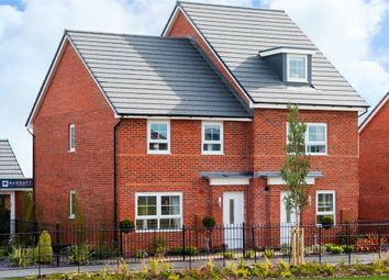 Thumbnail 3 bed semi-detached house for sale in Red Admiral Road, Gateford, Worksop, Nottinghamshire