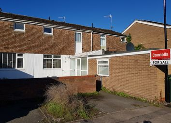 Thumbnail 3 bed terraced house for sale in Troyes Close, Coventry
