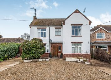 Thumbnail 5 bedroom detached house for sale in The Stitch, Friday Bridge, Wisbech