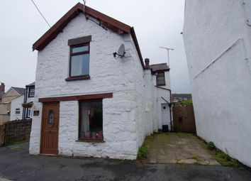 Thumbnail 3 bed detached house for sale in Hill Street, Penycae, Wrexham