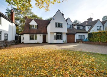 Thumbnail 4 bed detached house to rent in The Avenue, Ickenham, Middlesex