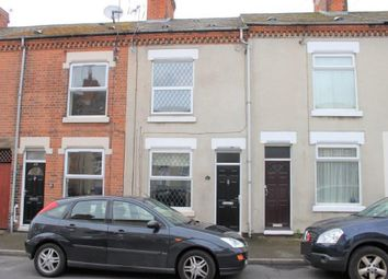 Thumbnail 2 bed terraced house for sale in Leicester Street, Derby
