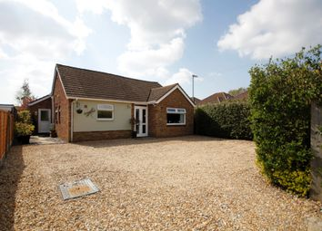 Thumbnail 3 bed detached bungalow for sale in Peters Road, Locks Heath, Southampton