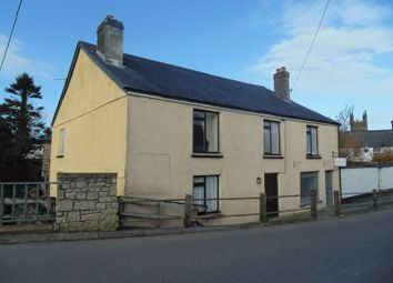 Thumbnail 5 bed property for sale in Fore Street, Bridestowe, Okehampton