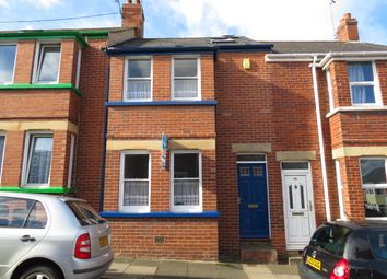 Thumbnail 4 bed property to rent in Saxon Road, Exeter