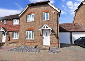 Thumbnail 3 bed semi-detached house for sale in Dawes Close, Tonbridge, Kent