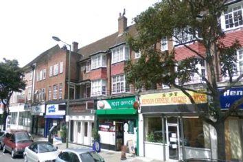 Thumbnail 3 bed flat to rent in Vivian Mansions, Vivian Avenue, Hendon