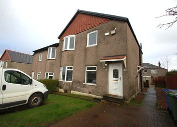 Thumbnail 3 bed flat for sale in Merton Drive, Hillington, Glasgow