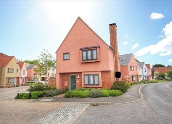 Thumbnail 3 bed detached house for sale in Preston Road, Lavenham, Sudbury