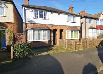 Thumbnail 2 bed semi-detached house to rent in Hilliard Road, Northwood