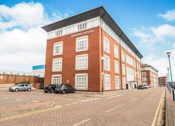 Thumbnail 1 bed flat for sale in Marina House, Harbour Walk, Hartlepool