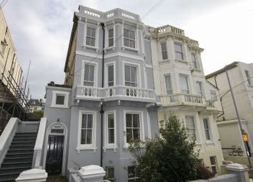Thumbnail 2 bed flat for sale in Church Road, St. Leonards-On-Sea, East Sussex.