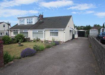 Thumbnail 2 bed semi-detached house for sale in 12 Red Roofs Close, Brynna Road, Pencoed, Bridgend.