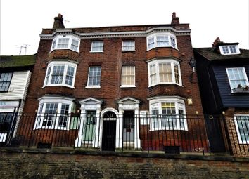 2 bed flat for sale in St. Margarets Banks, High Street, Rochester ME1