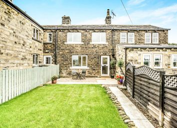 Thumbnail 2 bed terraced house for sale in Far Bank, Shelley, Huddersfield