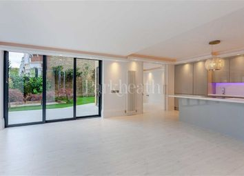 Thumbnail 3 bed flat for sale in Plympton Road, West Hampstead, London