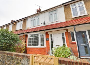 Thumbnail 3 bed terraced house for sale in Kent Road, Grays