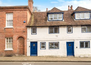 Thumbnail 2 bed terraced house for sale in St Thomas Street, Winchester, Hampshire