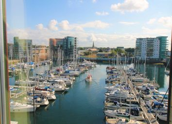 Thumbnail 1 bed flat to rent in Dolphin House, Plymouth