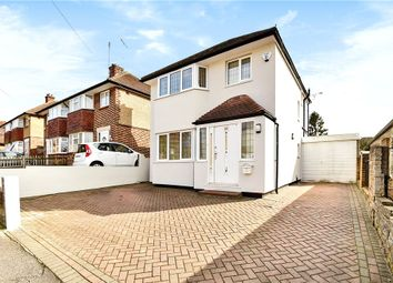Thumbnail 3 bedroom detached house for sale in Chiltern View Road, Uxbridge, Middlesex