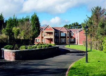 Thumbnail 7 bed detached house for sale in Darras Road, Darras Hall, Newcastle Upon Tyne