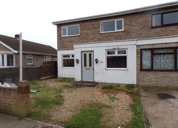 Thumbnail 3 bed semi-detached house for sale in Farrer Street, Kempston, Bedford, Bedfordshire