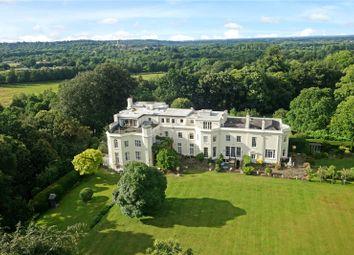 Thumbnail 2 bed flat for sale in Lyne Place Manor, Bridge Lane, Virginia Water, Surrey