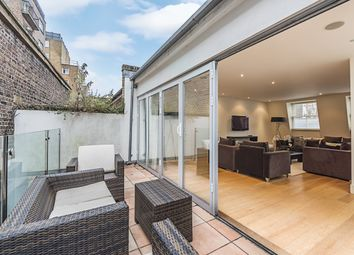 Thumbnail 3 bedroom mews house to rent in Leinster Mews, London