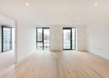 Thumbnail 2 bedroom flat for sale in Anchor Building, Royal Wharf, London