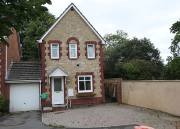 Thumbnail 3 bed detached house for sale in Castell Coch Drive, St. Brides Wentlooge, Newport