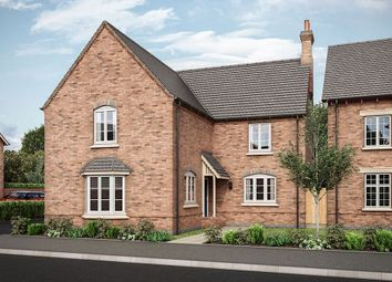 """The Evesham"" at Long Street Road, Hanslope, Milton Keynes MK19. 4 bed detached house for sale"