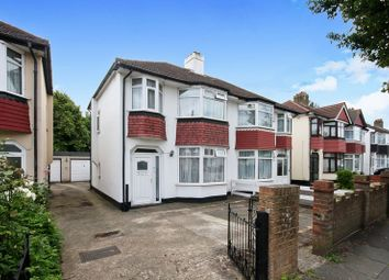 Thumbnail 3 bed semi-detached house for sale in Eskdale Avenue, Northolt